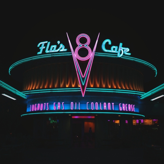 Flo's Cafe (Disneyland)