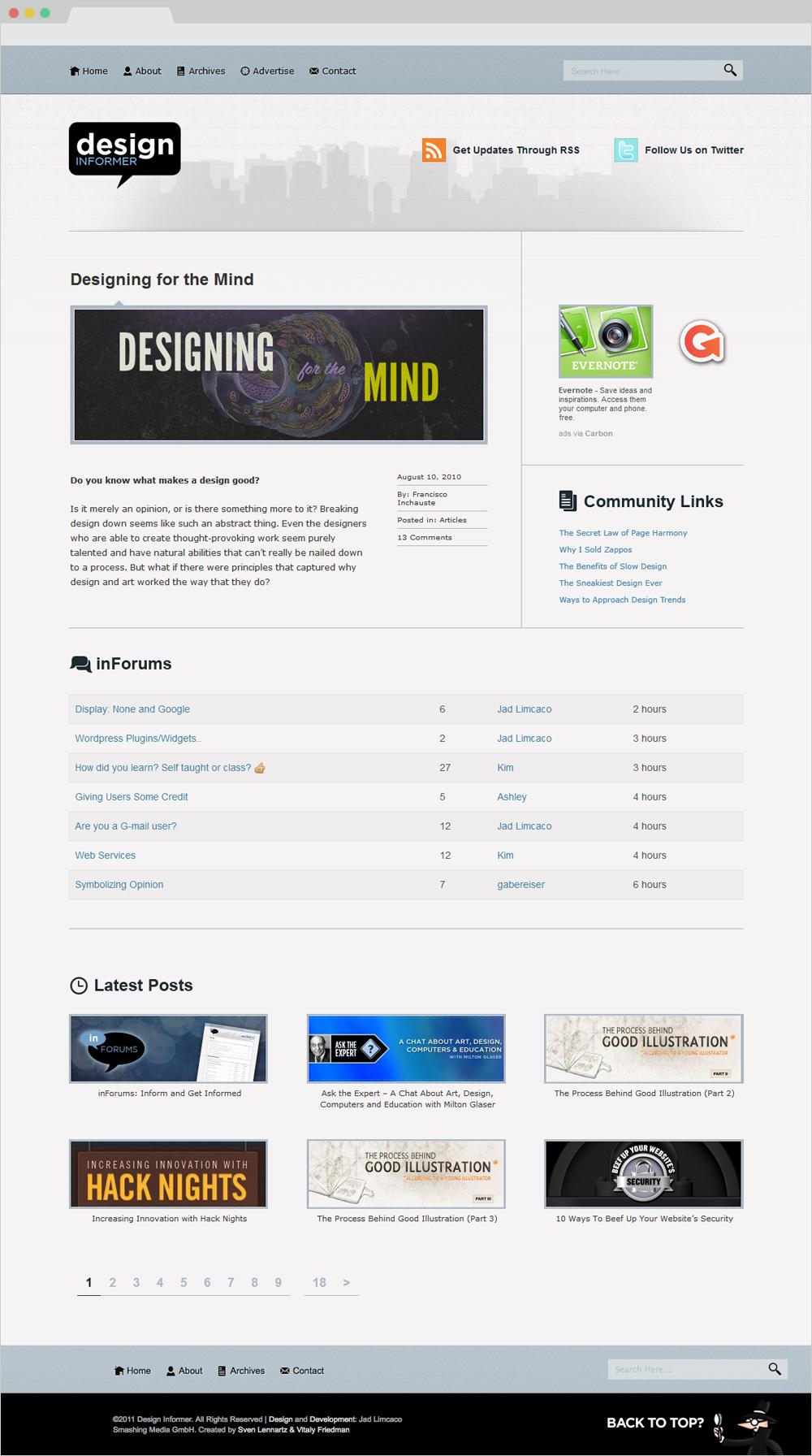Design Informer