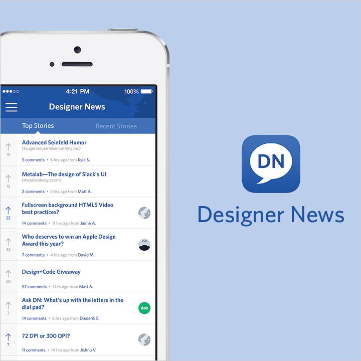 Designer News App