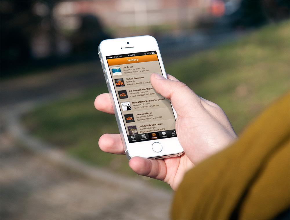 KNVBC iPhone App