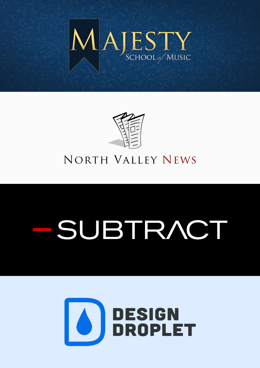 Logos Designed by Jad
