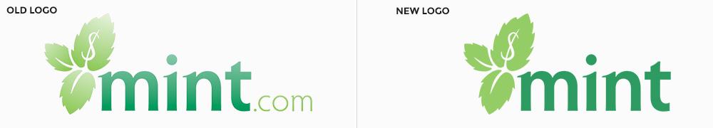 Mint Logo Refresh