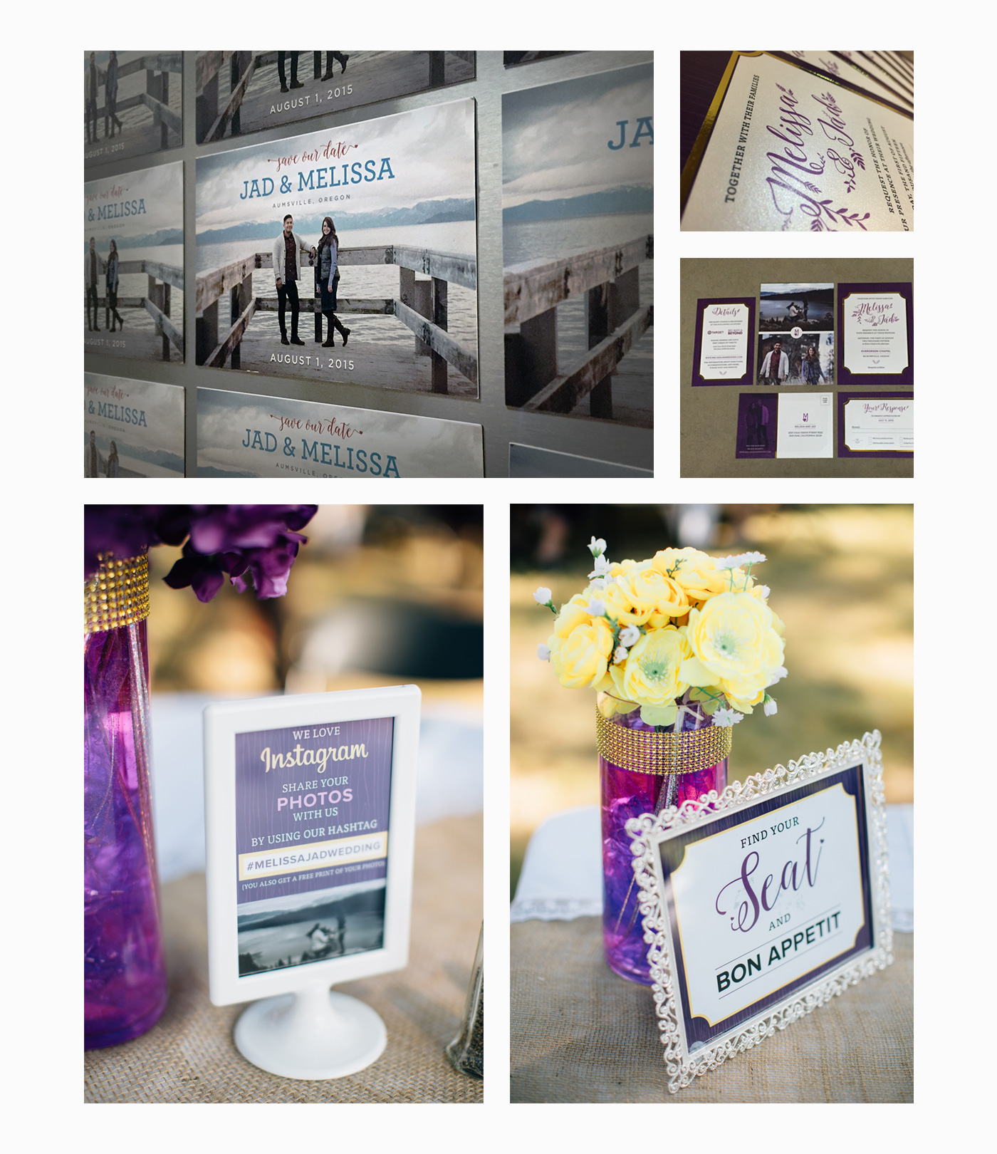 Wedding Printed Materials